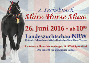 Shirehorse-Show