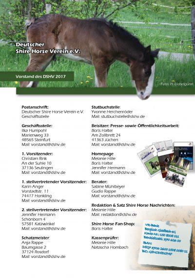 Deutscher Shire Horse Verein Ev Masse Mit Klasse Eine Starke Rasse